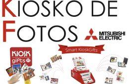 Kiosco de fotos en copistería Copi-Servic